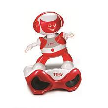 Интерактивная игрушка «TOSY» (TDV110) робот DiscoRobo Энди диджей (с плеером и колонками)