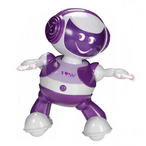 Интерактивная игрушка «TOSY» (TDV105) робот DiscoRobo Алекс, фото 2