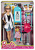 Кукла Барби Окулист Я хочу быть Barbie Careers Eye Doctor Playset CMF42