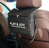 Термосумка Play Joy. Черный