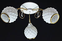 Люстра потолочная на 3 лампы D50707-3