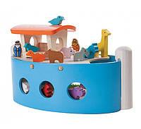 """Деревянная игрушка """"Ноев ковчег"""", Plan Toys"""