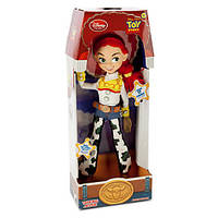 Интерактивная кукла ковбой Джесси, История игрушек, Jessie Talking Figure Оригинал из США