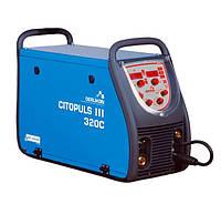 Компактный полуавтомат сварочный инверторный CITOPULS III 320 С