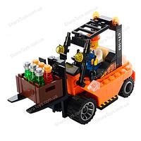 Конструктор Brick 1103 Автопогрузчик