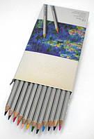 Карандаши цветные MARCO Raffine 7100-12СВ 12цв.