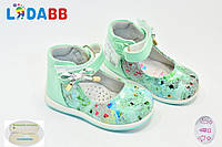 Стильные туфли для маленьких девочек 21-29 рр. LadaBB