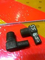 Штуцер угловой шланга вакума 406 Дв. ГАЗ-3110