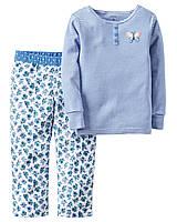 """Пижама 2в1 Carter's """"Цветочная"""""""