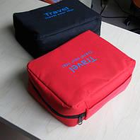 Органайзер Travel your life (синий, красный, розовый, черный)