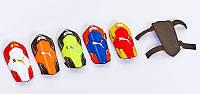 Щитки футбольні PM FB-662-M (пластик, EVA, l-20см, р-р М, кольори в асортименті)