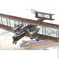 Модель Roden Zeppelin Staaken R.VI (RN055)