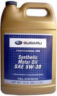 Купить моторное масло Subaru 5W-30 3,78л