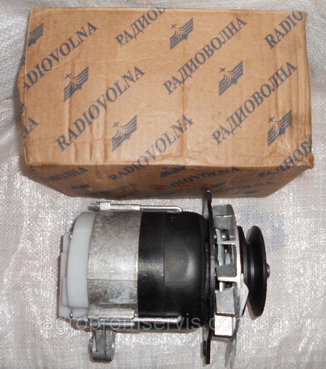 """Генератор тракторный МТЗ-80  14В,700 Вт Г464.3701 (вир-во """"Радиоволна"""")"""