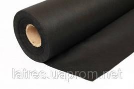 Агроволокно черное 50 г/м² ширина 1 метр