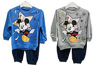 Новое поступление! Детские спортивные костюмы с Микки-Маусом. От 1 до 4 лет. Турция!