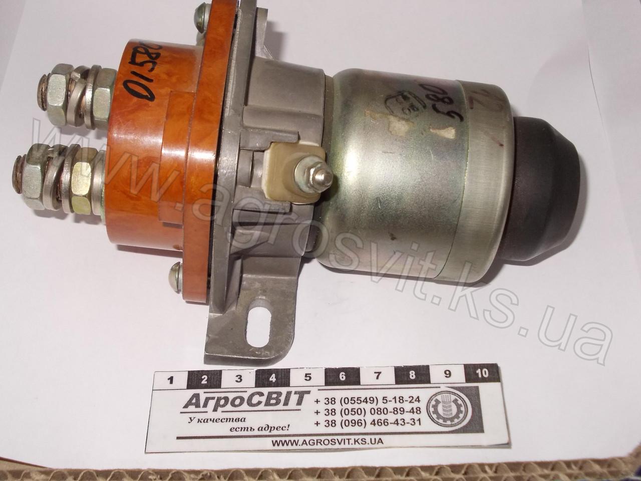 Выключатель массы дистанционный 12V (МТЗ-923, МТЗ-1222, МТЗ-1523, МТЗ-2522), 1212.3737-06