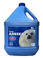 Тосол Аляска синий -40 С, 10 л , фото 1