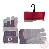 Перчатки одноразовые из замша и ткани SP-0004