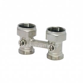 ITAP 305 Клапан прямой двухтрубный (бинокль)