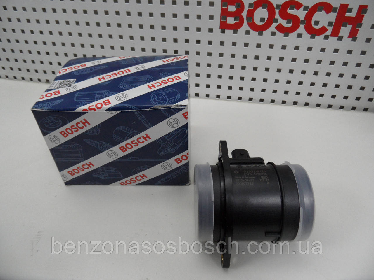 Датчики масової витрати повітря (дмрв) Bosch 0280218225, 0 280 218 225