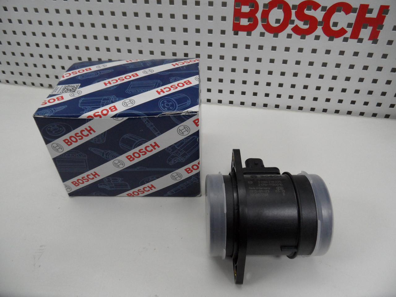 Датчики массового расхода воздуха (дмрв) Bosch 0280218225, 0 280 218 225
