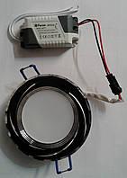 Светодиодный светильник Feron AL777 5W 4000К (корпус - черный)
