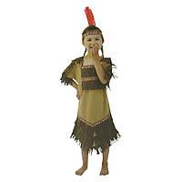 Маскарадный костюм Покахонтас (размер М), фото 1