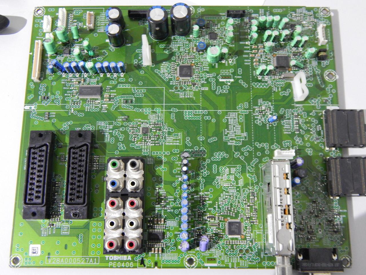 Материнська плата PE0406 для телевізора Toshiba 46XF350P