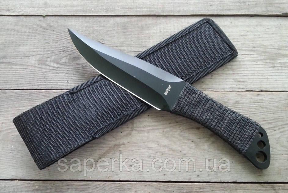 Нож метательный, боевой, армейский 6810B