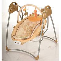 Детское кресло - качель-шезлонг SW 108-4