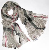 Ультрамодный женский шарф в стиле Burberry 200 на 100 dress 654_кофе_с_молоком
