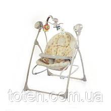 Дитяче крісло - гойдалка-шезлонг SW102-два кольори