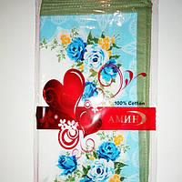 Носовой платок с розами для женщин