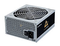 Блок Питания Chieftec APS-650SB, ATX 2.3, APFC, 14cm fan, КПД >85%, RTL