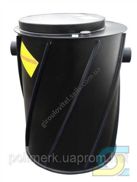Жироуловитель (сепаратор жира) СЖК 3.6-0,5