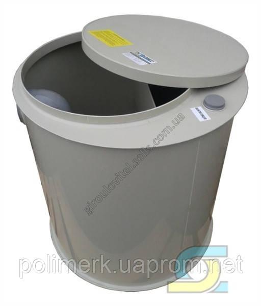 Жироуловитель (сепаратор жира) СЖК 2.8-0,3