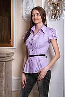 Красивая модная женская блузка - рубашка