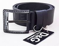 Ремень для джинс мужской кожаный  Dolce & Gabbana , фото 1