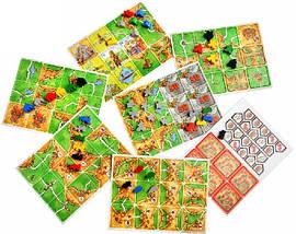 Настольная игра Каркассон. Королевский подарок, фото 3