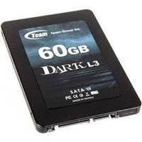 """Накопитель SSD 2.5"""" 60GB Team (T253L3060GMC101)."""