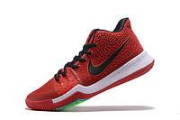 Баскетбольные кроссовки Nike Kyrie 3 красные