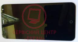 Дисплейний модуль для телефону Meizu M1 Note в зборі з тачскріном чорний