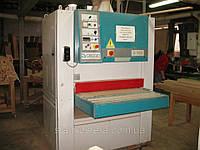 Калибровально-шлифовальный станок бу Griggio G950 (Италия) 2х агрегатный, ширина 950 мм, фото 1