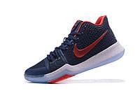 Баскетбольные кроссовки Nike Kyrie 3 blue