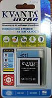 АКБ Kvanta HTC BA S470/ BD26100 (A9191 Desire HD/ G10) 1320 mAh