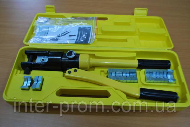 Пресс гидравлический ручной ПГР-300, фото 2