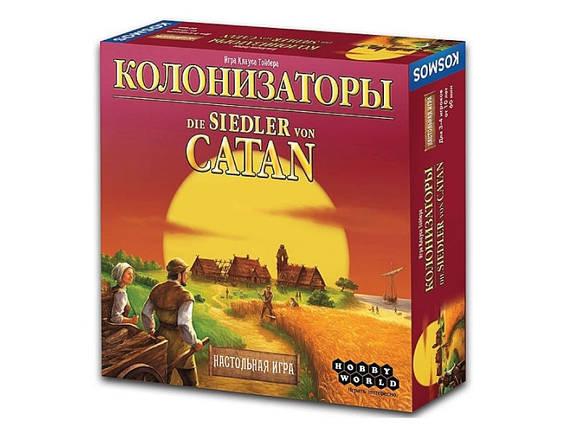 Настольная игра Колонизаторы, фото 2