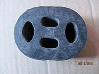 Подушка подвески глушителя Таврия, 1102, 1103, 1105 (резинка)