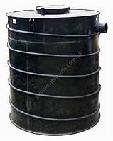 Жироуловитель (сепаратор жира) СЖК 6.5-1,0